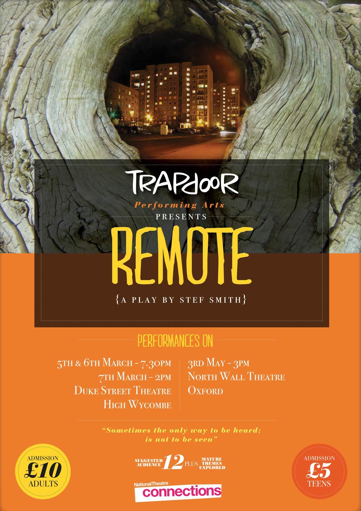 Remote-Poster---Print